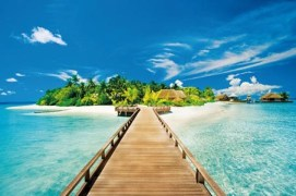 lgwiz01531+the-paradise-island-summer-holidays-in-heaven-poster
